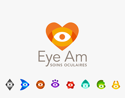 Eye Am - Brand + Website