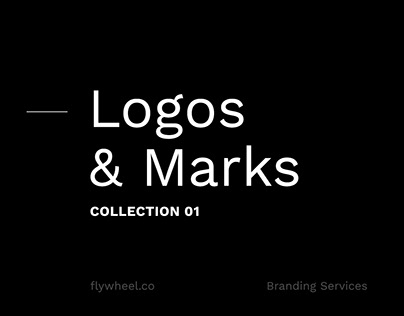 Logos & Marks – Collection 01