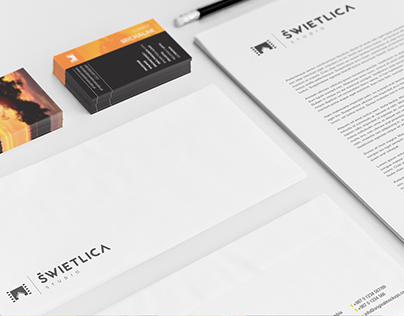 Swietlica Studio corporate identity