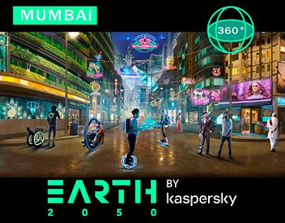 2050.earth_Mumbai 360° VIRTUAL REALITY