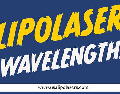 Lipolaser Wavelengths