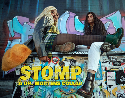 STOMP | A Dr. Martens collab