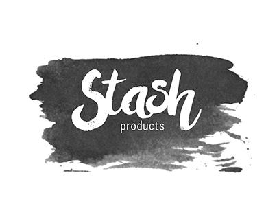 Stash logo design
