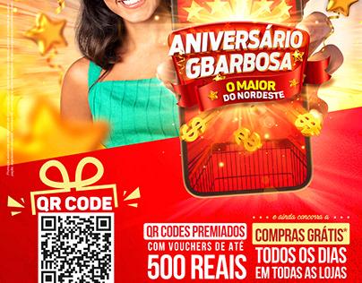 Aniversário GBARBOSA 2021
