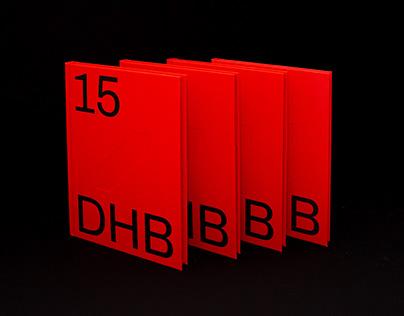 Budapest Design Week jubilee book