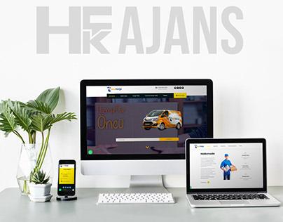 Trend Kargo - Web Tasarım