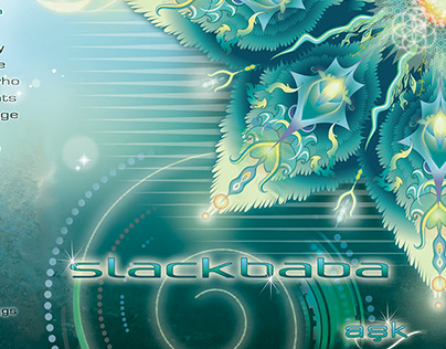 Electronica Cd Cover Design