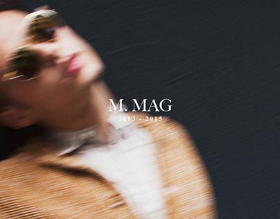 M. MAG / 2013-2015