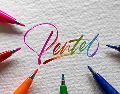 Brush Calligraphy #1