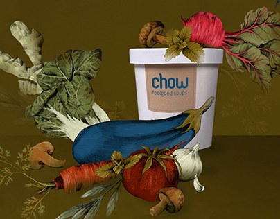 Chow Soup Identity