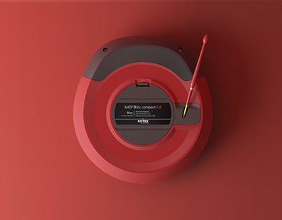 Kati® Blitz Compact 2.0 | Katimex®