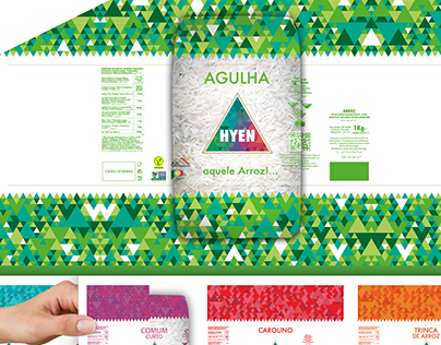 Proposta de Packaging - HYEN