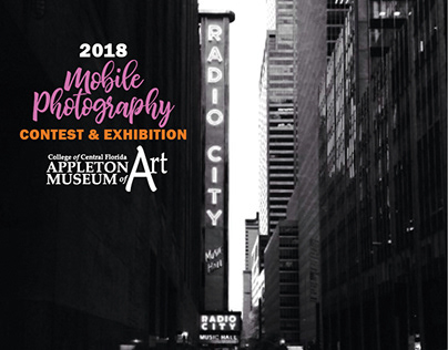 Mobile Photography Contest & Exhibition Card