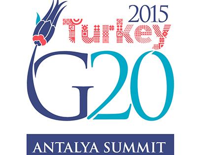 G20 HOME 2015 - ANTALYA