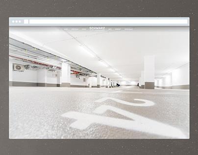 Schwarz Photography | Webdesign