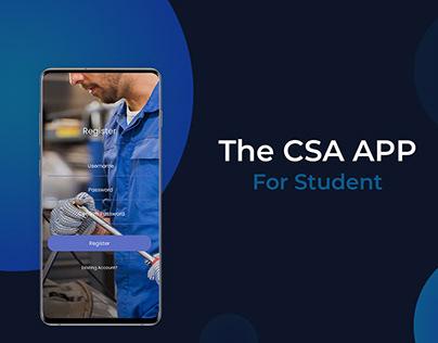 App Design | UI/UX | Educational Institute