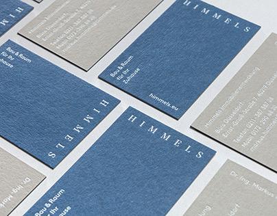 Himmels real estate development Corporate Design