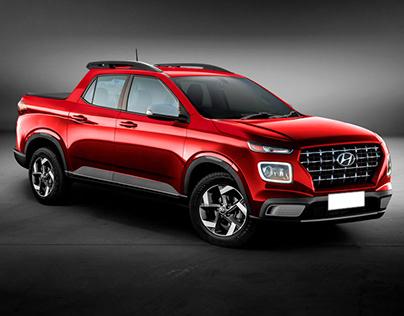 Hyundai Venue Truck 2021