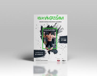Street Gym poster