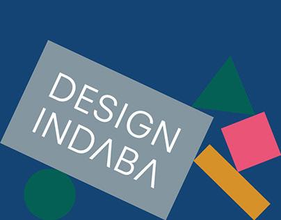 Design Indaba Festival 2019 Identity