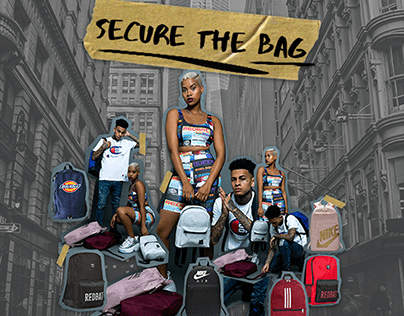 Secure the Bag Digital campaign