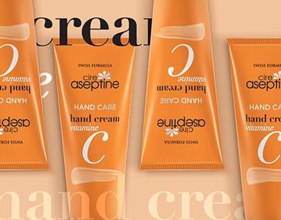 Cire Aseptine Hand Cream