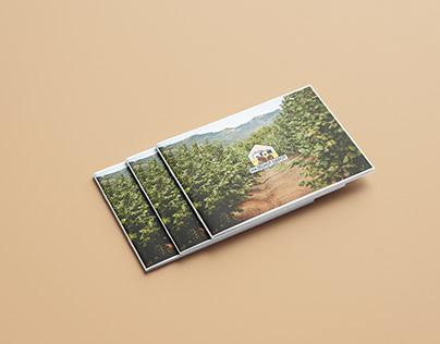 Hazelnut Depot Catalog Printing & Keynote Presentation