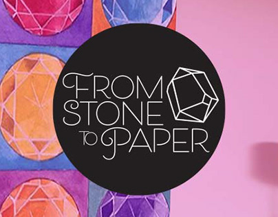 From Stone To Paper Logotype