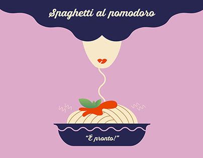 Infografica | Spaghetti al pomodoro