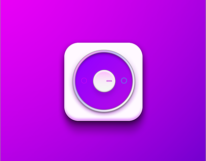 Music App - Logo iOS