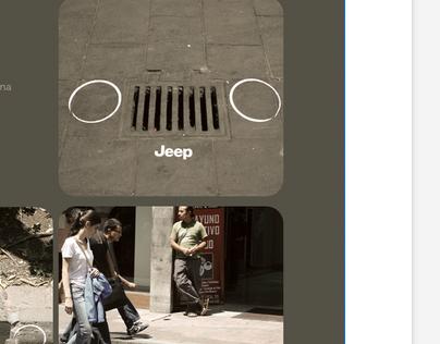 Coladeras/Jeep