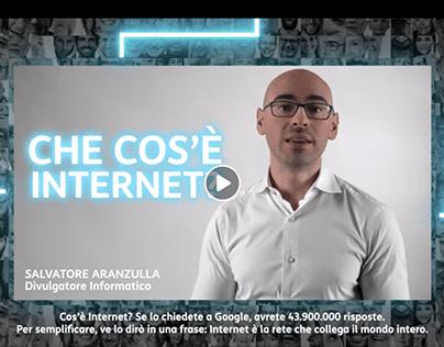TIM: Operazione Risorgimento Digitale, branded content