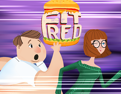 FIT FRED | mobile game