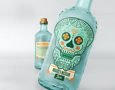 Packaging for Jin Bottle