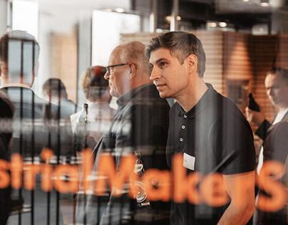 Corporate/Eventfotografie für einen StartUp Accelerator