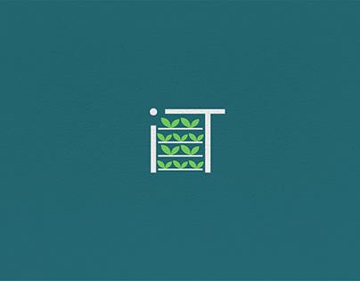 Urban Farming Logo Inspiration - VeggiTech