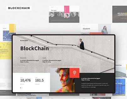 FREE - Blockchain Presentation