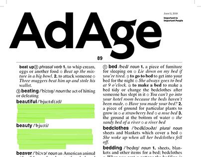 AD Age - No Definition