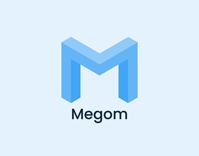 Megom - Logo | Logofolio | Brending idenity | Design