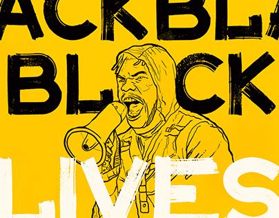 Black Live Matter Poster