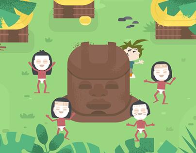 KidZania | The Story of Chocolate | Animation