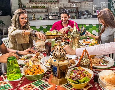 Kazdoura Restaurant Ramadan Session