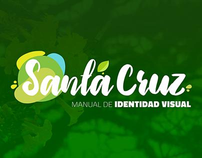 Santa Cruz - Marca ciudad