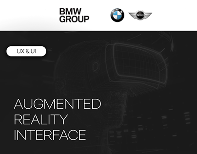 BMW GROUP | Augmented Reality Interface