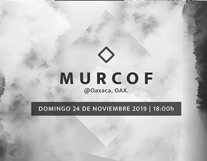 Murcof @ Oaxaca / Flyer