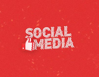 Social Media - Mr. Burger