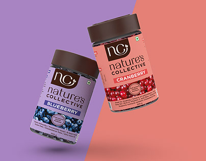 Packaging Design for Nature's Collective