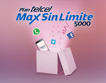 Plan Telcel Max Sin Límite 5000 / WeTransfer