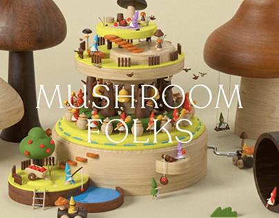 Mushroom Folks