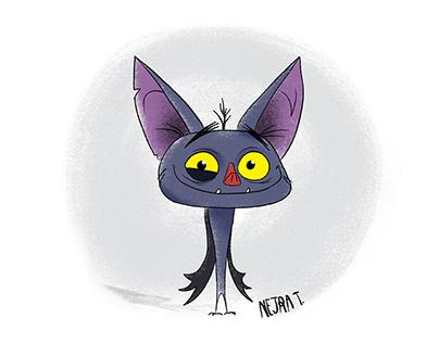 cranky bat